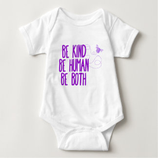 Be HumanKind Baby Bodysuit
