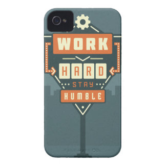 Be Humble Day - Appreciation Day Case-Mate iPhone 4 Cases