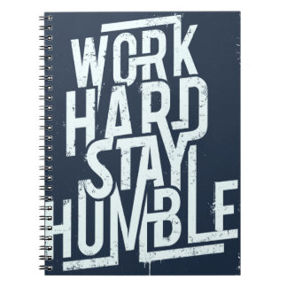Be Humble Day - Appreciation Day Spiral Notebook