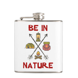 Be In Nature Flask