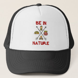 Be In Nature Trucker Hat