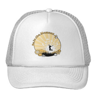 Be In the Moment Trucker Hat