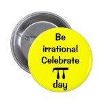 Be irrational, celebrate PI day!