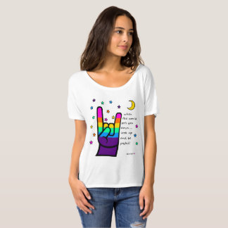 Be Joyful - Rock On! T-Shirt