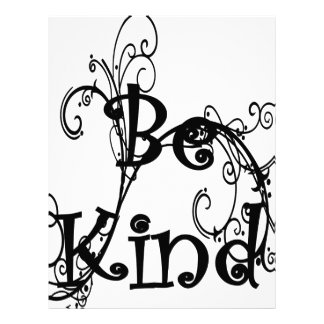 be kind3 letterhead