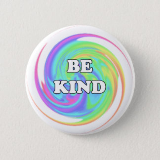 Be Kind 2 Inch Round Button