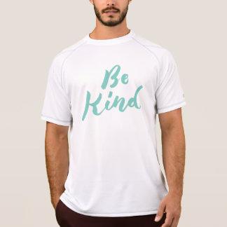 Be Kind - Hand Lettering Design T-Shirt