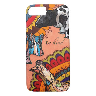 Be kind iPhone 8/7 case