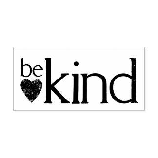 Be Kind - make Kindness count Self-inking Stamp