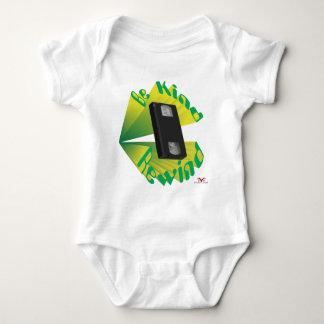 Be Kind Rewind Ver. 2 Baby Bodysuit