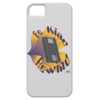Be Kind Rewind Ver. 3 iPhone 5 Case