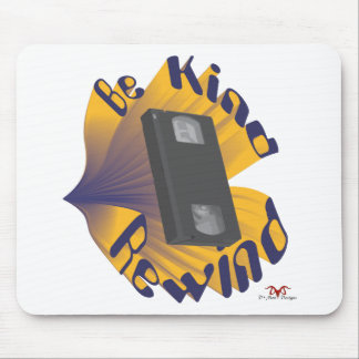 Be Kind Rewind Ver. 3 Mouse Pad