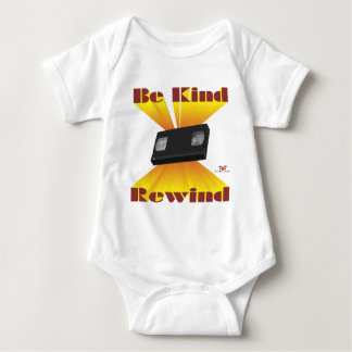 Be Kind Rewind Ver. 6 Baby Bodysuit