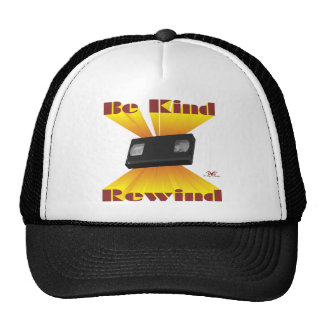 Be Kind Rewind Ver. 6 Trucker Hat
