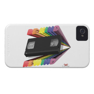 Be Kind Rewind Ver. 7 Case-Mate iPhone 4 Case