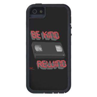 Be Kind Rewind Ver. 9 iPhone 5 Case