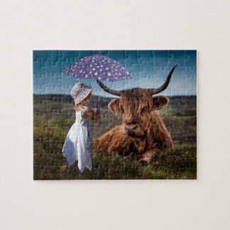 Be Kind to Animals Jigsaw Puzzle