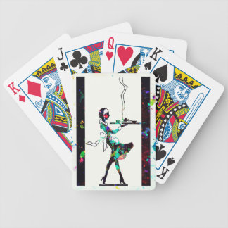 BE KIND TO THOSE WHO SERVE! BICYCLE PLAYING CARDS