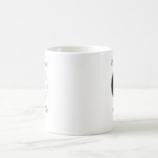 Be like an empty vessel mug from PondhHouse Dojo