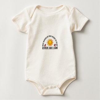 be like jc baby bodysuit