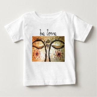 Be Love Buddha Art Design Infant-Kids T-Shirts