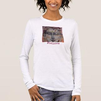 Be Love Buddha Art Women's Long Sleeve Shirt