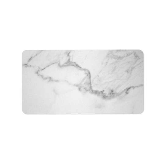 Be Merry Marble Address Label