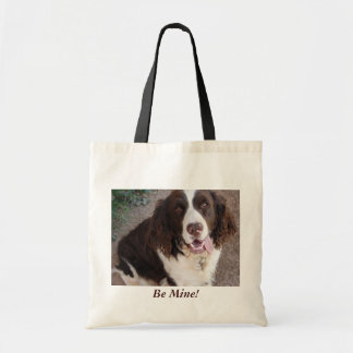 Be Mine!  All The Time! Budget Tote Bag