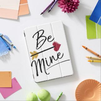 Be mine Cute Valentines iPad Air Cover