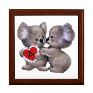 Be Mine Koalas Gift Box