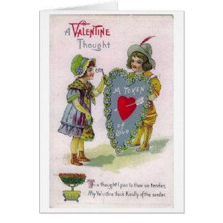 Be Mine, Valentine Greeting Card