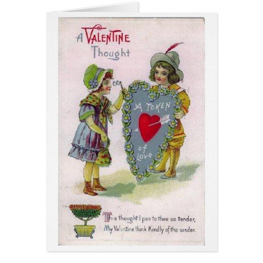 Be Mine, Valentine Cards