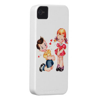 Be Mine - Valentine iPhone 4 Cover