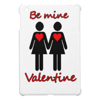 Be mine Valentine iPad Mini Cover