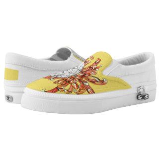Be my flower Slip-On sneakers