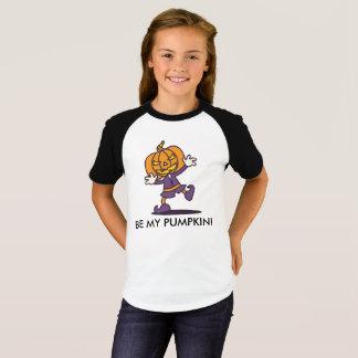 Be My Pumpkin Happy Halloween   Shirt