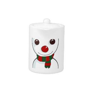 be my snowman
