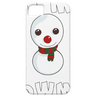 be my snowman case for the iPhone 5