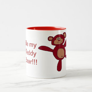 Be my Teddy Bear Mug