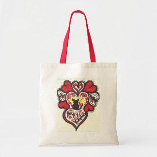 Be My Valentine Budget Tote Bag