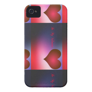 Be My Valentine iPhone 4 Covers