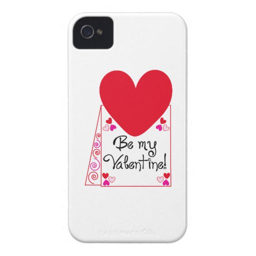 Be My Valentine! Case-Mate iPhone 4 Cases