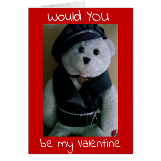 BE MY VALENTINE ****FOR LIFE**** MY FAV SWEETHEART CARD