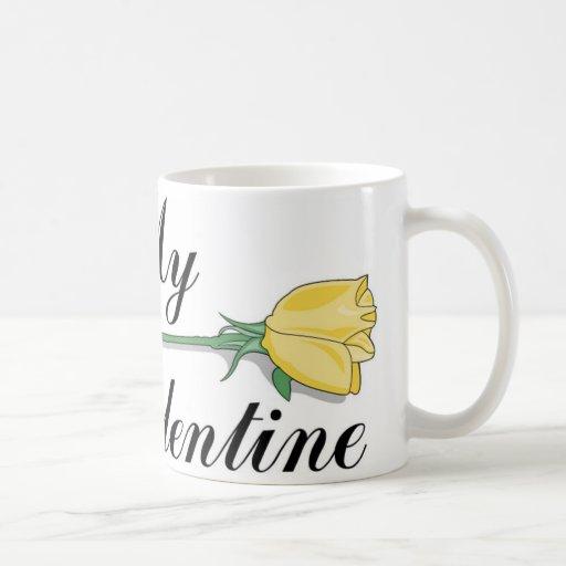Be My Valentine Coffee Mug
