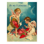 Be My Valentine! Postcard