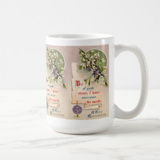 Be Of Good Cheer Coffee Mug