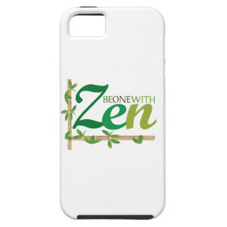 Be One With Zen iPhone 5 Cases