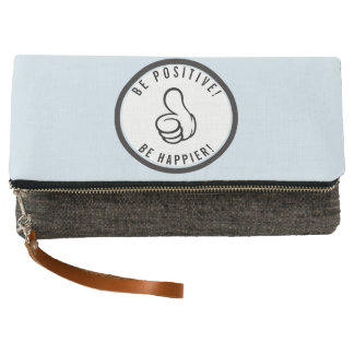 Be positive! Be happier! Clutch