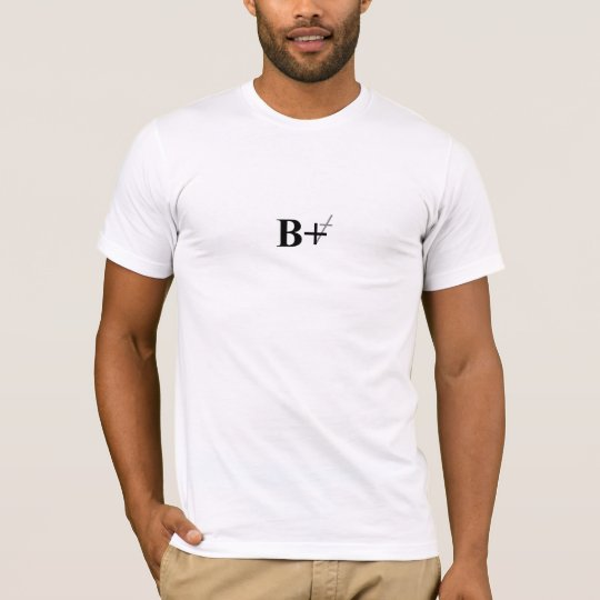Be Positive with Cross Men's t-shirt - Customized