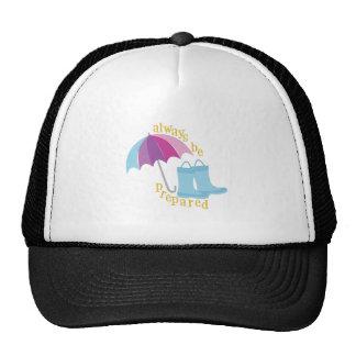 Be Prepared Trucker Hat